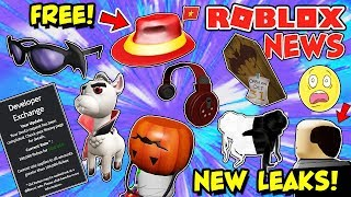 ROBLOX NEWS: FREE International Fedora - Vietnam, New Leaks & Items, DevEx Rate Change