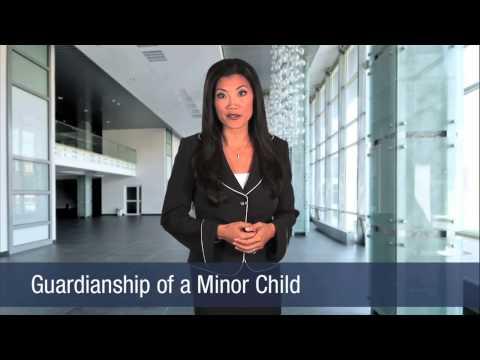 Guardianship of a Minor Child