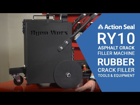 RY10 Asphalt Crack Filler Machine | Rubber Crack Filler | Tools & Equipment | Action Seal