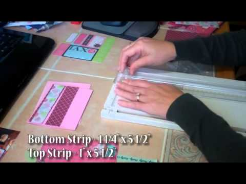 Quick Easy Birthday Card Pinterest Inspiration Youtube