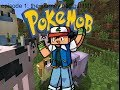 minecraft pe pokemon: role play episode 3 team rockets hide out!!