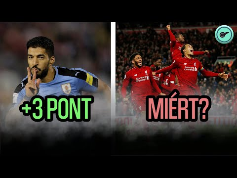 Miért 3 pontot ér egy győzelem?   Félidő! thumbnail