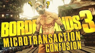 The answer is YES, or maybe NO, depending on what you think microtransactions actually are. VIDEO GAMES. SOURCES: [GamesIndustry.biz] Borderlands 3 ...