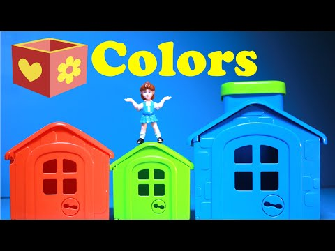 Thumbnail: Colors for Children to learn | Bellboxes learning Videos | For Babies to learn colours