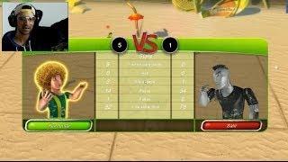 Foosball Street Edition - El Mejor Juego de Fútbol - Gameplay 1080p