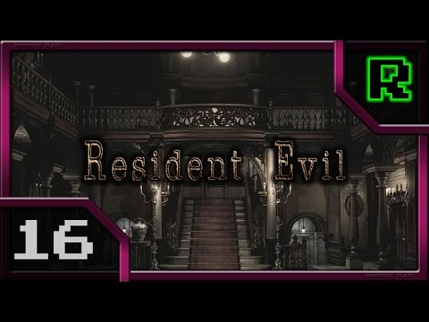 Let's Play Resident Evil - Part 16 - Jill Vs. Big Boss