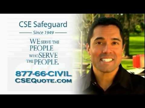 CSE Insurance Commercial