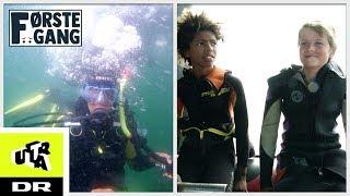 Klarer Nikiwe og Ernst at dykke til havets bund? l Første gang l Ultra
