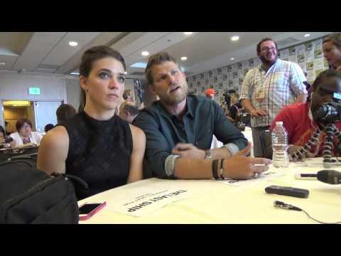 The Last Ship Comic-Con Interview