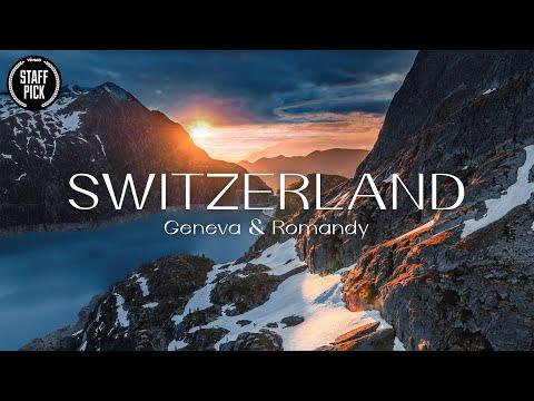 Switzerland. Geneva & Romandy. Timelab Pro & Ilya Beshevli collaboration