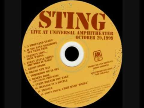 Sting - Cheb Mami's Baida