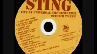 Sting - Cheb Mami
