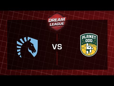 Liquid vs Planet Odd - Dreamleague S7 Grand Finals - G5