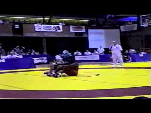 2000 Senior National Championships: 75 kg Final Ohenewa Akuffo vs. Christine Nordhagen