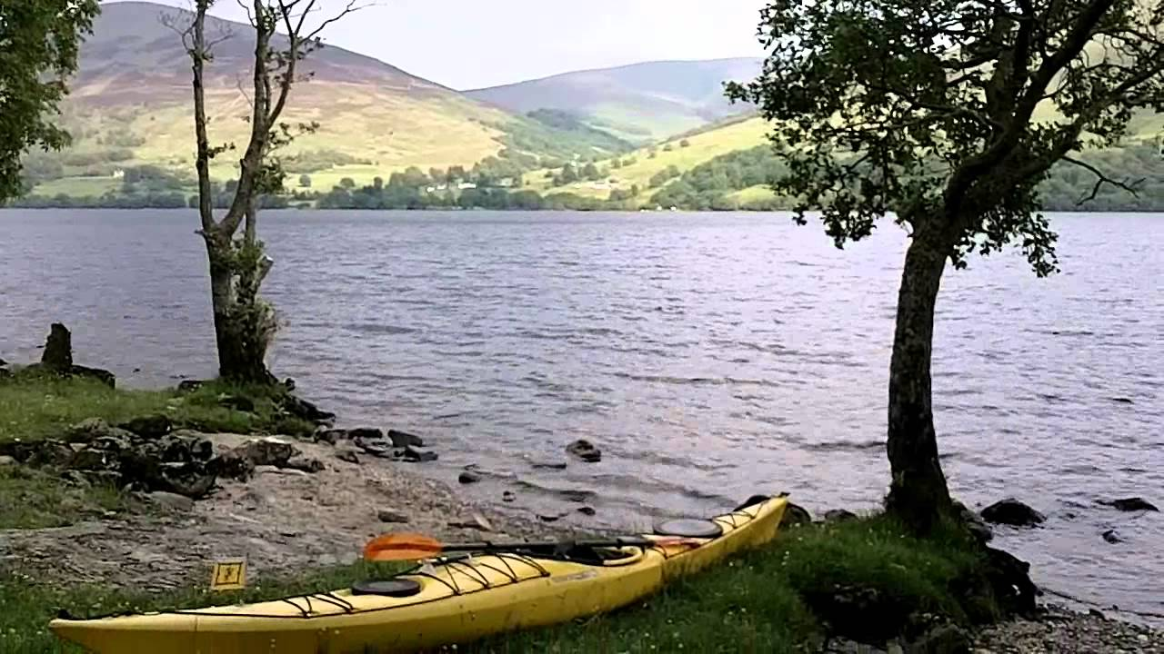 Wild Camping, Loch Tay, July 2011 - YouTube