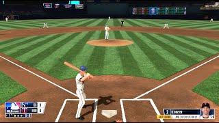 RBI Baseball 15 (PS4) - Twins vs Royals Gameplay