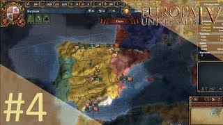Europa Universalis IV — #4 Присоединение вассала [Кастилия]