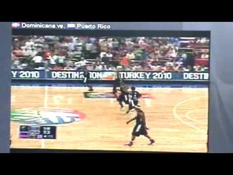Puerto Rico Campeon CentroBasket 2010