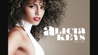 Alicia Keys - New Day (Hype-M) 2012