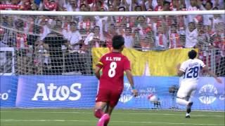 sithu aung vs philippines u23 2015 southeast asian games hd