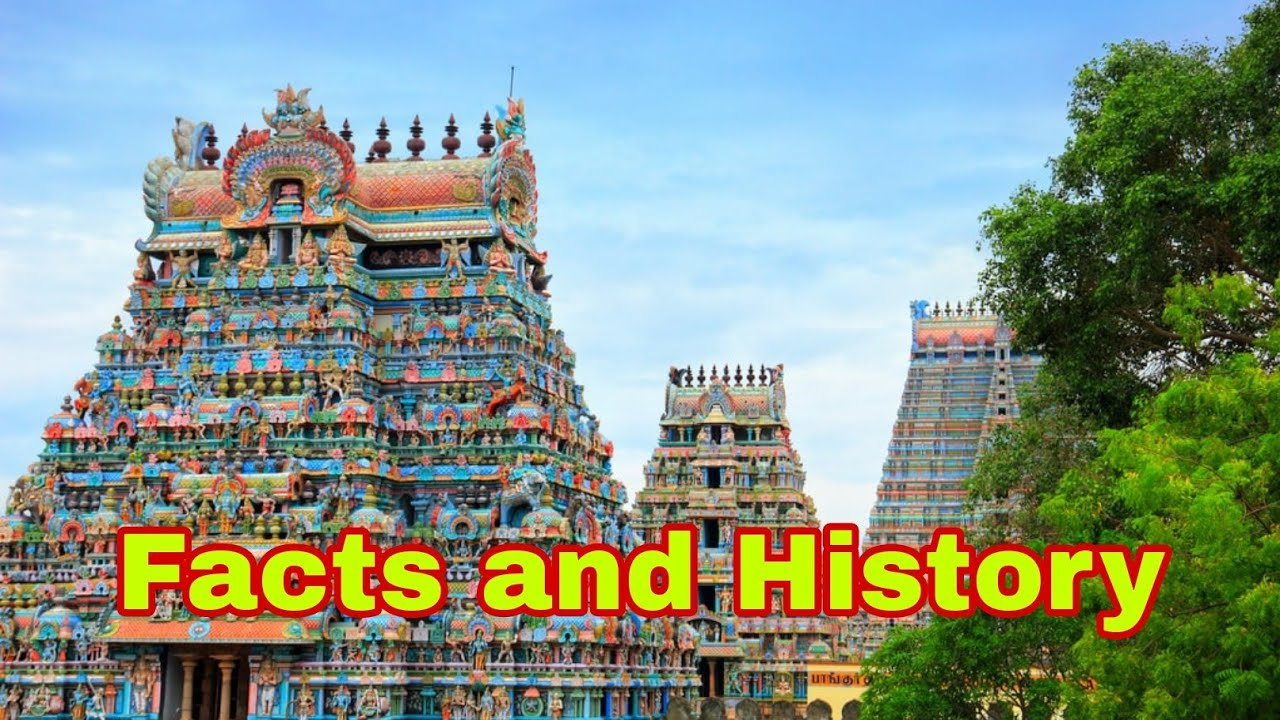 Facts about Madurai city    Places to visit in Madurai City