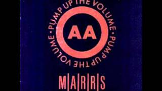 MARRS - Anitina (The First Time I See She Dance) - AA side of Pump Up The Volume