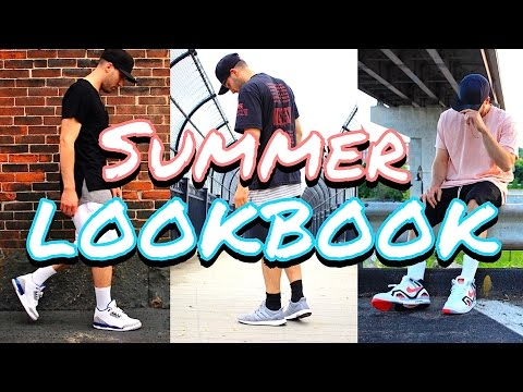 MENS FASHION LOOKBOOK! SNEAKERHEAD OUTFITS - NIKE, JORDAN RETROS, ADIDAS YEEZY 350, PUMA, VANS