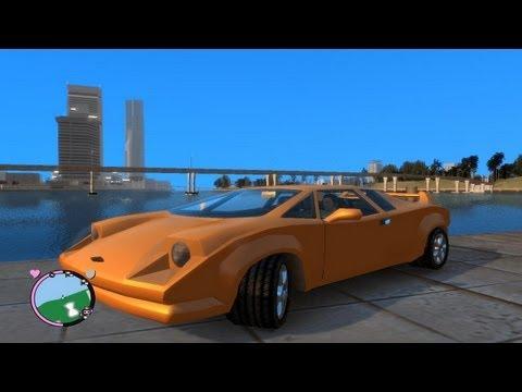 Grand Theft Auto IV - Vice City RAGE Beta