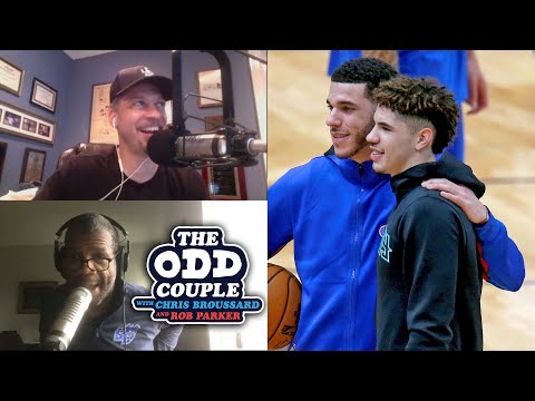 Chris Broussard & Rob Parker - LaMelo Ball or Lonzo Ball Will Have the Better NBA Career?