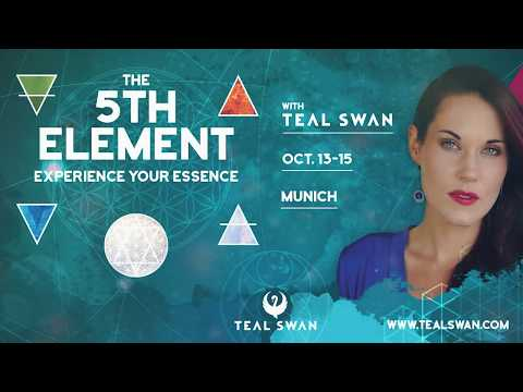 Teal Talks About The 5th Element Event - Oct 13-15, Munich