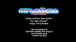 Bass Play Along Preview - Someday - Nickelback - Songs Without Bass