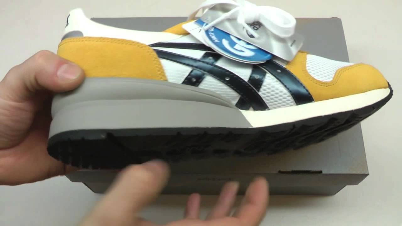 45955789f8c0 MOVESHOP ASICS GEL EPIRUS WHITE NAVY - YouTube