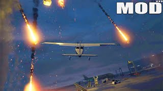GTA 5 MODs - Meteor Shower MOD