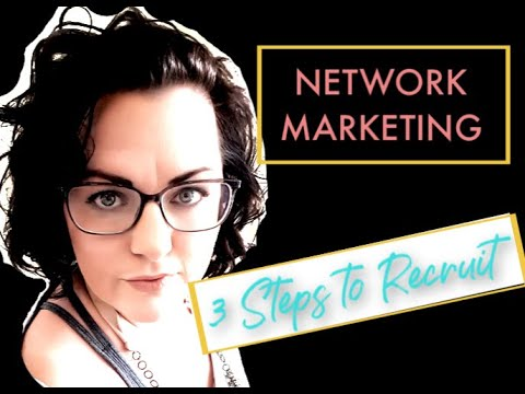 3 Ways To Build Your Downline - Network Marketing