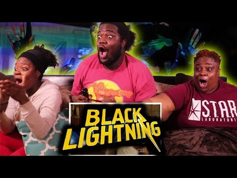 Black Lightning Season 1 Finale : REACTION WITH FAMILY!!