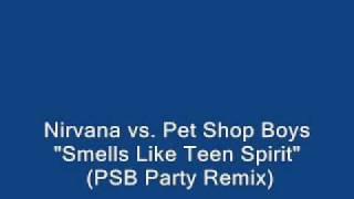 Nirvana - Smells Like Teen Spirit (Pet Shop Boys Remix)