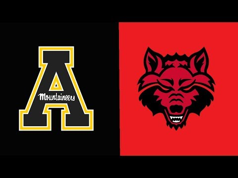 Week 7 2018 Appalachian State vs Arkansas State Full Game Highlights