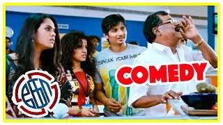 Ko Tamil Movie Comedy   Ko Movie full Comedy Scenes   Jiiva   Karthika Nair   Harris Jeyaraj   Ko