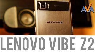 Смартфон Lenovo Vibe Z2 обзор от AVA.ua