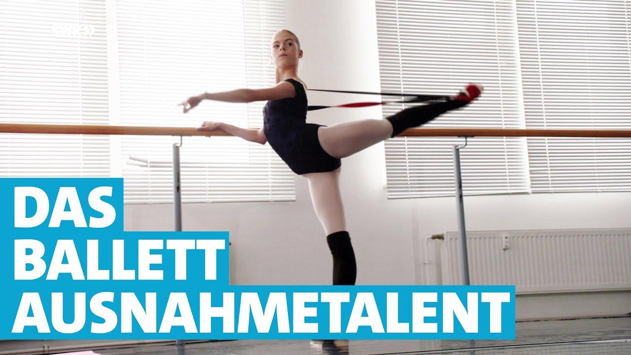Ballett-Ausnahmetalent: 14-Jährige Mainzerin will an die Spitze | SWR | Landesschau Rheinland-Pfalz