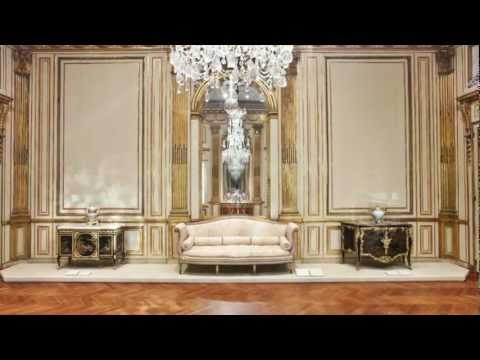 The Salon Doré: Conservation of a Period Room