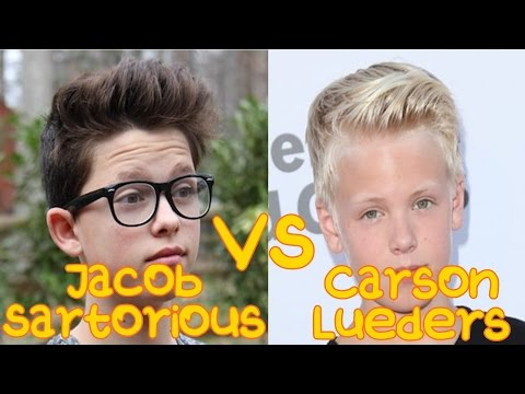 Jacob Sartorious (Hit or Miss) vs Carson Lueders (All Day) | Singing Battle