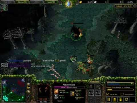 dota all stars nevermore shadow fiend 1 by scholar youtube