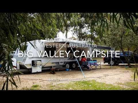 Big Valley Campsite - Margaret River, Western Australia