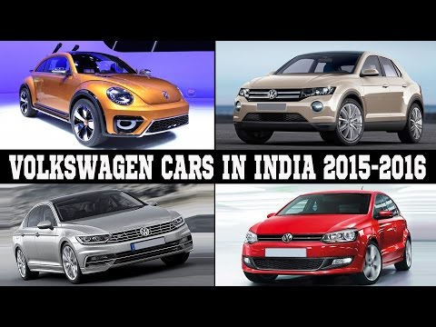 Upcoming Volkswagen Cars In India For 2015-2016