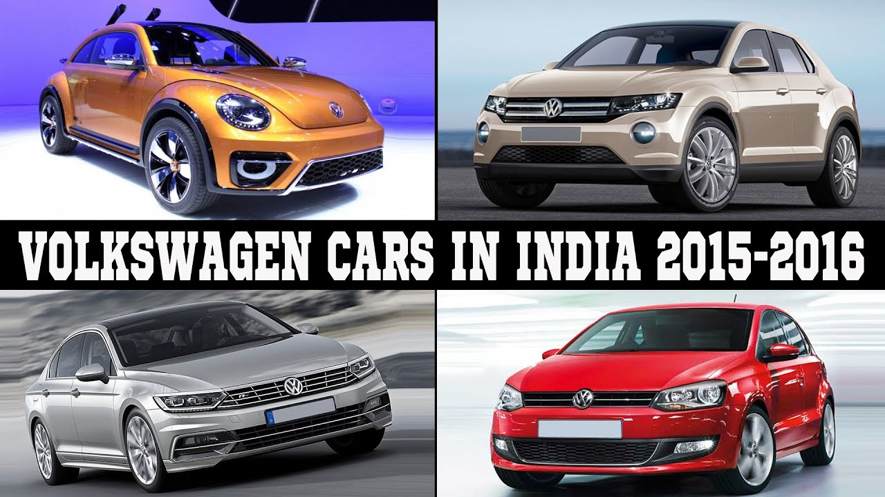 Upcoming Cars In India 2016: Upcoming Volkswagen Cars In India For 2015-2016