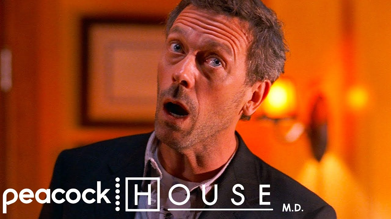 Juggling One Handed | House M.D.