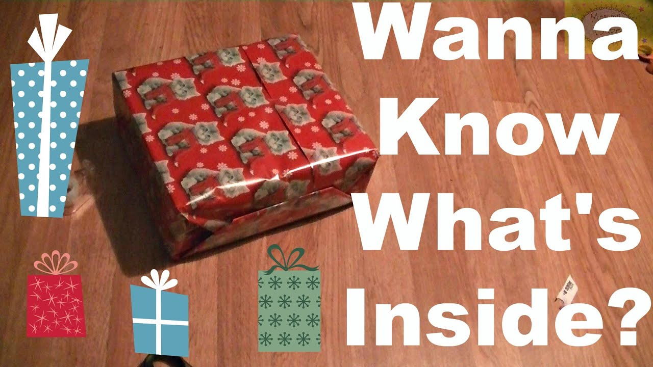 Christmas gifts! 3 and 5 year old boy, 10 year old girl - YouTube