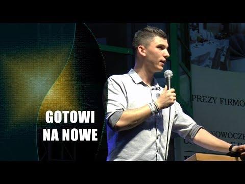Gotowi na nowe- Marcin Zieliński - VII Podkarpackie Forum Charyzmatyczne