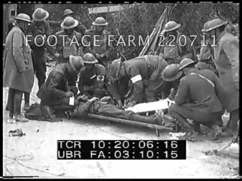 WWI - Occupation of Cantigny Sector R2  22071- 02 | Footage Farm